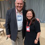 Image for the Tweet beginning: At @CollisionHQ with @mary_ng, Minister