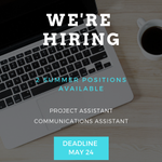 Image for the Tweet beginning: Refugee 613 is hiring young