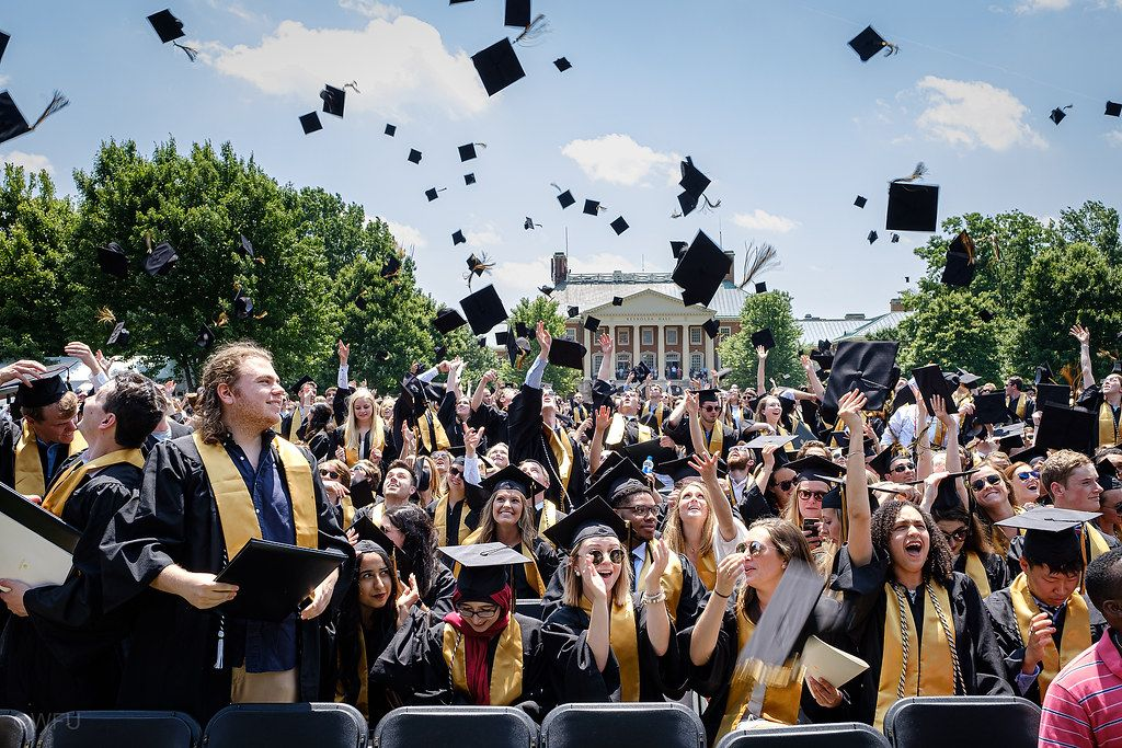 ICYMI: Check out photos from @WakeForest's 2019 Commencement Ceremony → https://t.co/0DizEgZ6Rq 📸 🎓 🎩