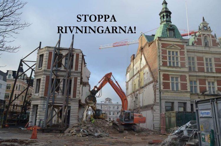 2010-talets rysligaste rivning. Hur Fojab förstörde ett helt kvarter i Kristianstad. - http://www.arkitekturupproret.se/2019/05/21/2010-talets-rysligaste-rivning-hur-fojab-forstorde-ett-helt-kvarter-i-kristianstad/…