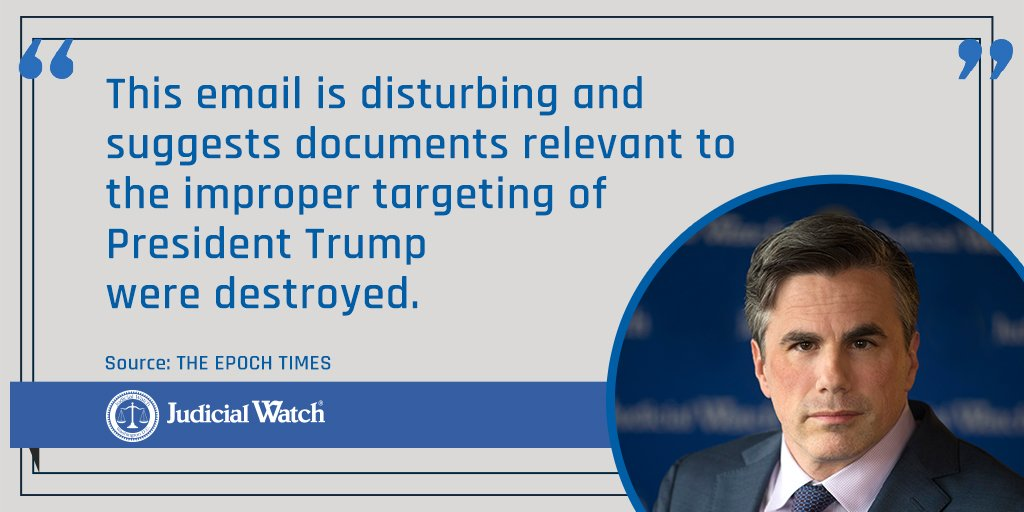 """From @mtapscott at @EpochTimes: Nellie Ohr, wife of Bruce Ohr & analyst working for the opposition research firm Fusion GPS, deleted messages about Russian influence operations from her husband's govt email account, according to docs obtained by JW."""" jwatch.us/mTkVAW"""