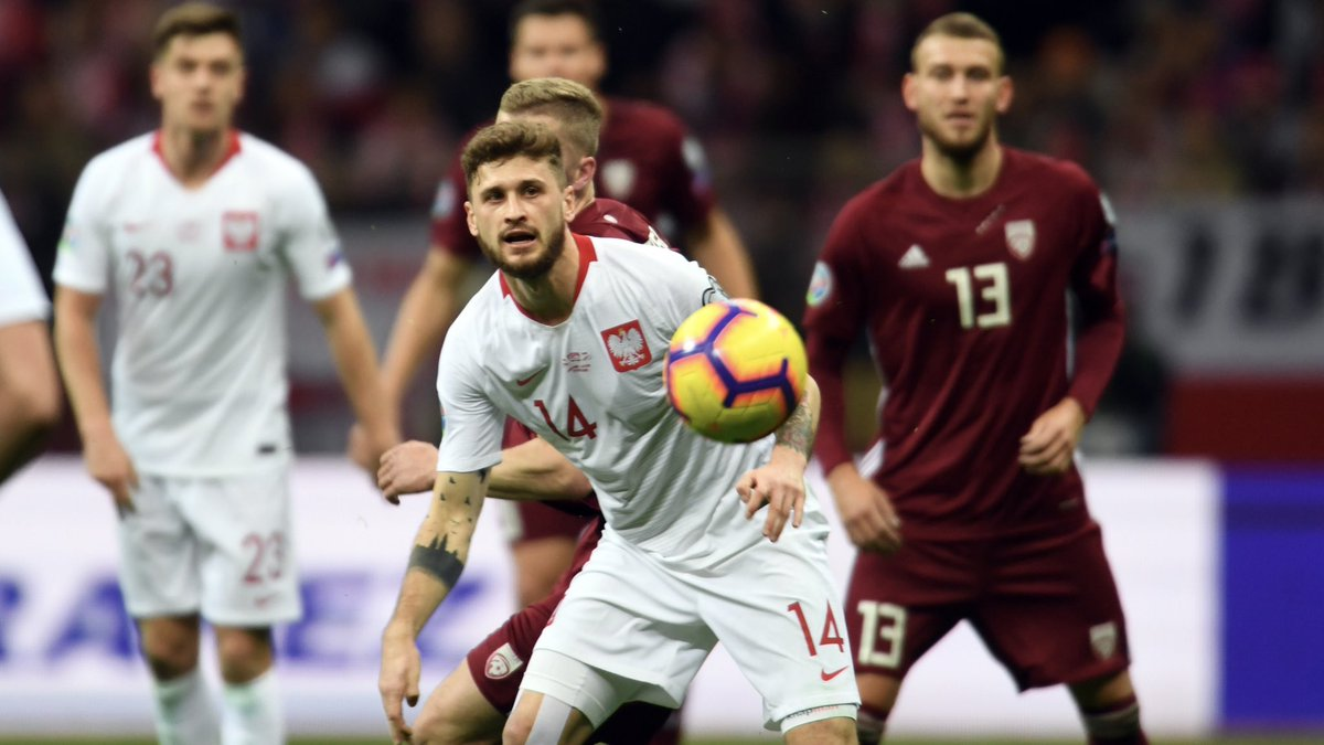 🇵🇱 | Mateusz Klich has been named in Poland's national squad for their Euro 2020 qualifying matches against North Macedonia and Israel