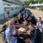 Ice cream time for Group 1!