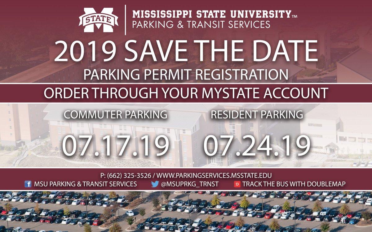 Mississippi State University Academic Calendar.Msu Parking Transit Msuprkg Trnst Twitter