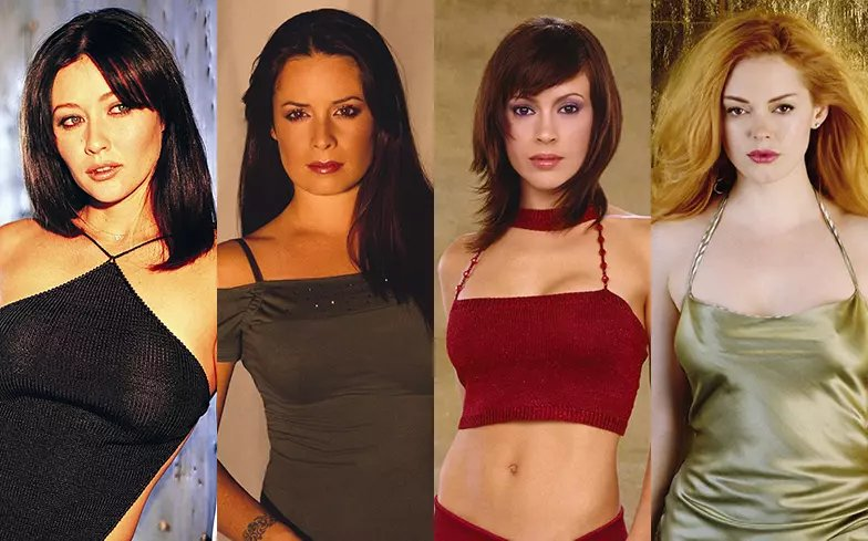 The charmed ones nake 1