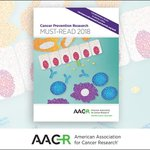 Image for the Tweet beginning: RT @CAPR_AACR: Now available online-