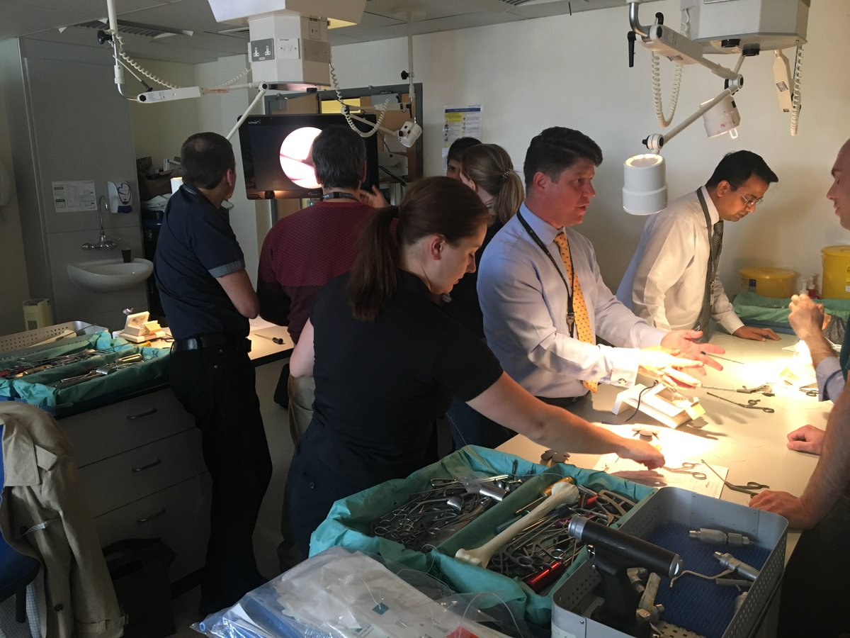 Day 2 of the Derby Shoulder Cadaveric Shoulder course has offered valuable insights for the delegates and, we're pleased to say, gained fantastic feedback so far!#DiscoverArthrex #DerbyShoulder