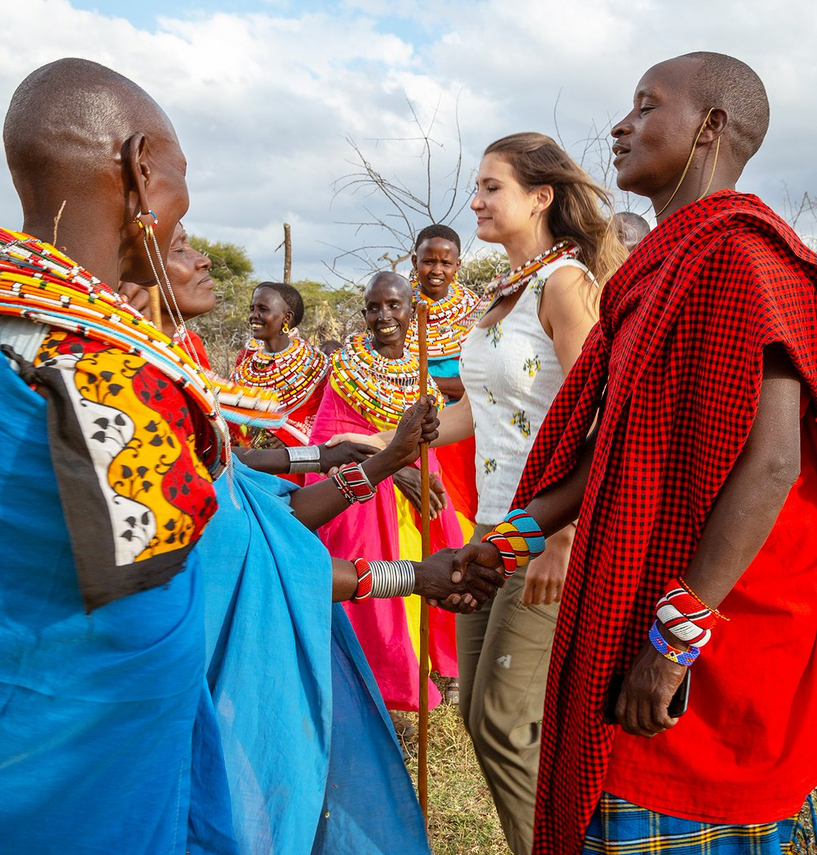 In Kenya, visiting a local tribe can provide travelers with a chance to experience unique and treasured cultures first-hand #kenya #swaindestinations