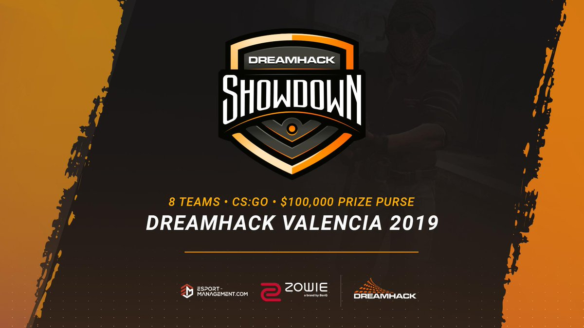 📣 Announcing DreamHack Showdown 📣  $100,000 up for grabs in our all women's tournament! Grab your teammates & qualify to play live from DreamHack Valencia 🇪🇸  👉 http://dreamhack.com/showdown #DHShowdown