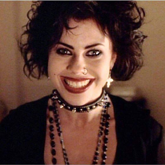 Happy Birthday Fairuza Balk! Awesome actress someone put her in a current movie already!
