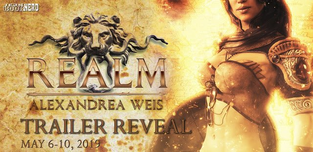 $20 #Giveaway Trailer Reveal: REALM by Alexandrea Weis @alexandreaweis Ends 5.28 http://trbr.io/axf755N