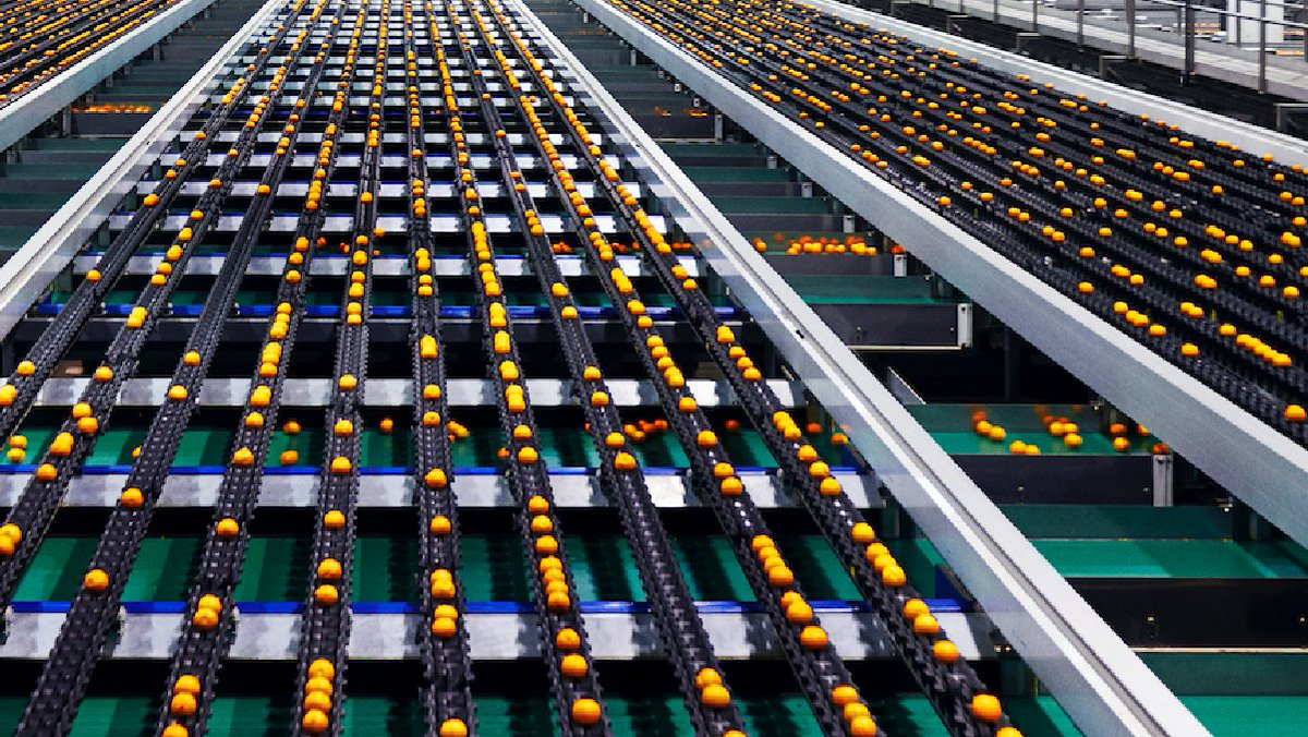 Intelligent automation for consumer products and retail supply chains