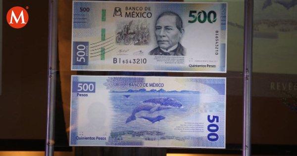 ¡Gracias, Benito! El nuevo billete de 500 pesos es de los más bonitos del mundo https://mile.io/2WfQC0w