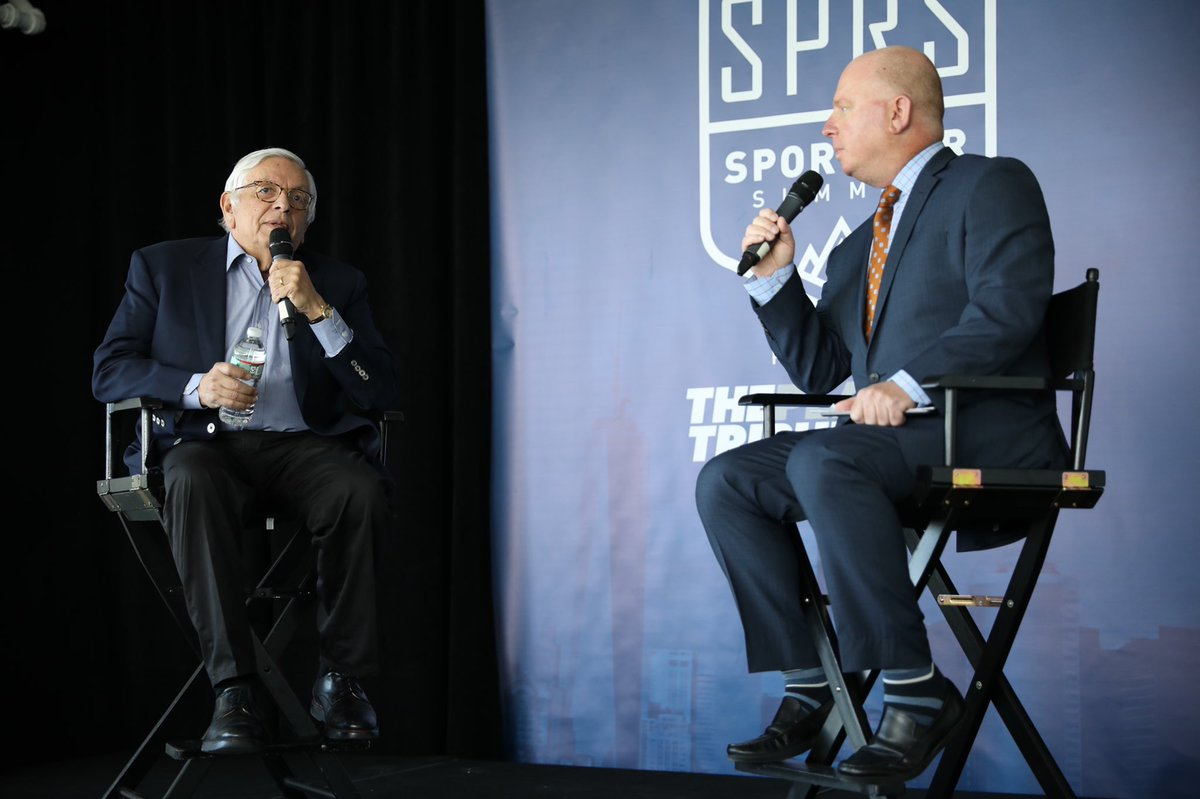"""""""(Athletes) are all busy trying to tell their stories."""" #athletedriven #SportsPRSummit"""