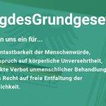 Image for the Tweet beginning: #TagdesGrundgesetzes: Dieses Jahr wird das