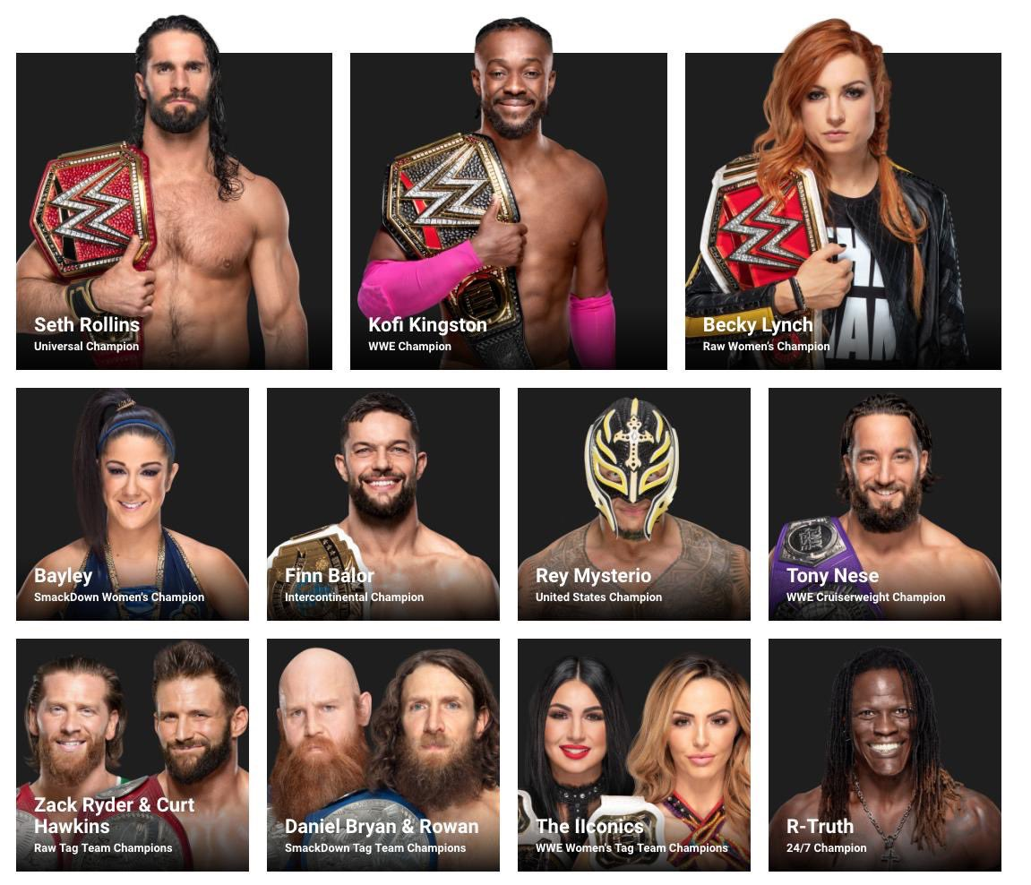No one will ever make it into this page with a render of them holding the 24/7 title 😂