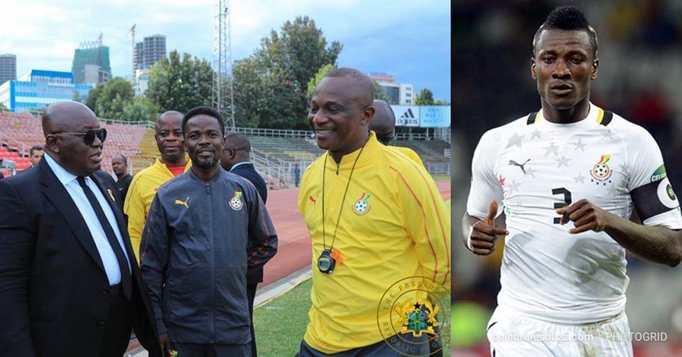 Ghana President Akufo-Addo summons Black Stars coach over Asamoah Gyan retirement http://dlvr.it/R57hps
