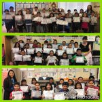 Image for the Tweet beginning: Our 2nd grade #scholars were
