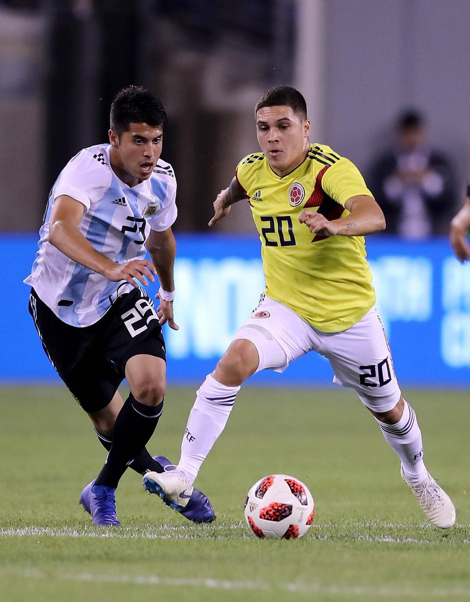 Exequiel Palacios was close to joining Real Madrid but @arsenal is now interested. The 20 year-old Argentinian is one of the best South American prospects. Being able to play in every position in midfield makes him a wanted man. Tackler, distributor, and interceptor. A gem CM. <br>http://pic.twitter.com/NUz4EaRQJi