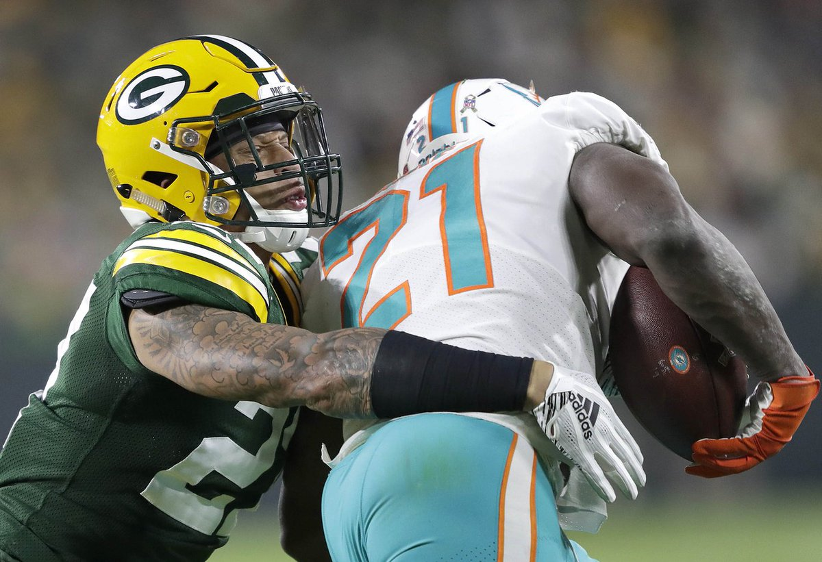 Will the Packers Grant Josh Jones' Request for a Trade? dlvr.it/R57krm #Packers #GoPack