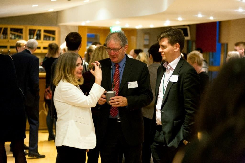 Image for Here is @brown_elaine and our CEO George Archibald at the EPP Awards last year. What were they talking about??? Caption this! For pictures and discussions like this, come along to our #EPPAwards2019. Book here https://t.co/Uw9TZGPX2E https://t.co/9IIV6iea