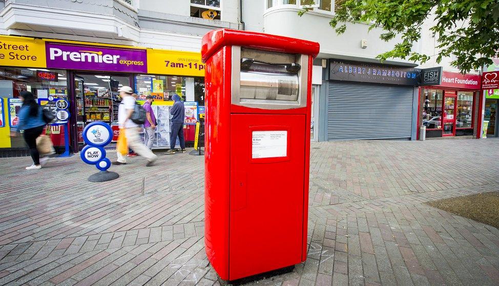 Royal Mail To Convert 1 400 Postbo