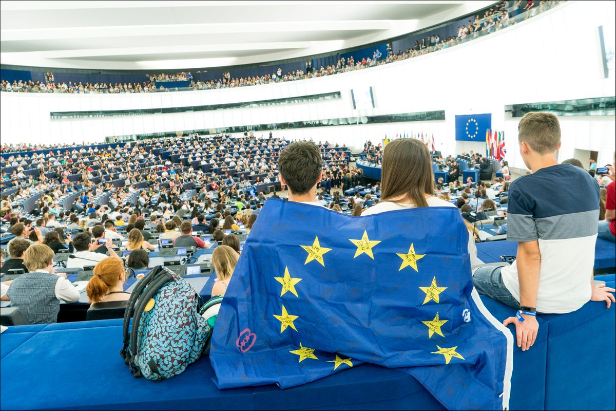 Your vote defends democracy. Your vote influences how the European Parliament decides on matters that affect your daily life. With two days left until the start of #EUelections2019, heres all you need to know ➡ european-elections.eu