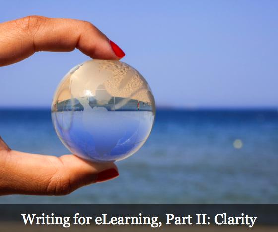 test Twitter Media - Writing for eLearning, Part II: Clarity https://t.co/s8DyAYuQHp #elearning #clarity #training #writingtips https://t.co/alp7eh0Mv9
