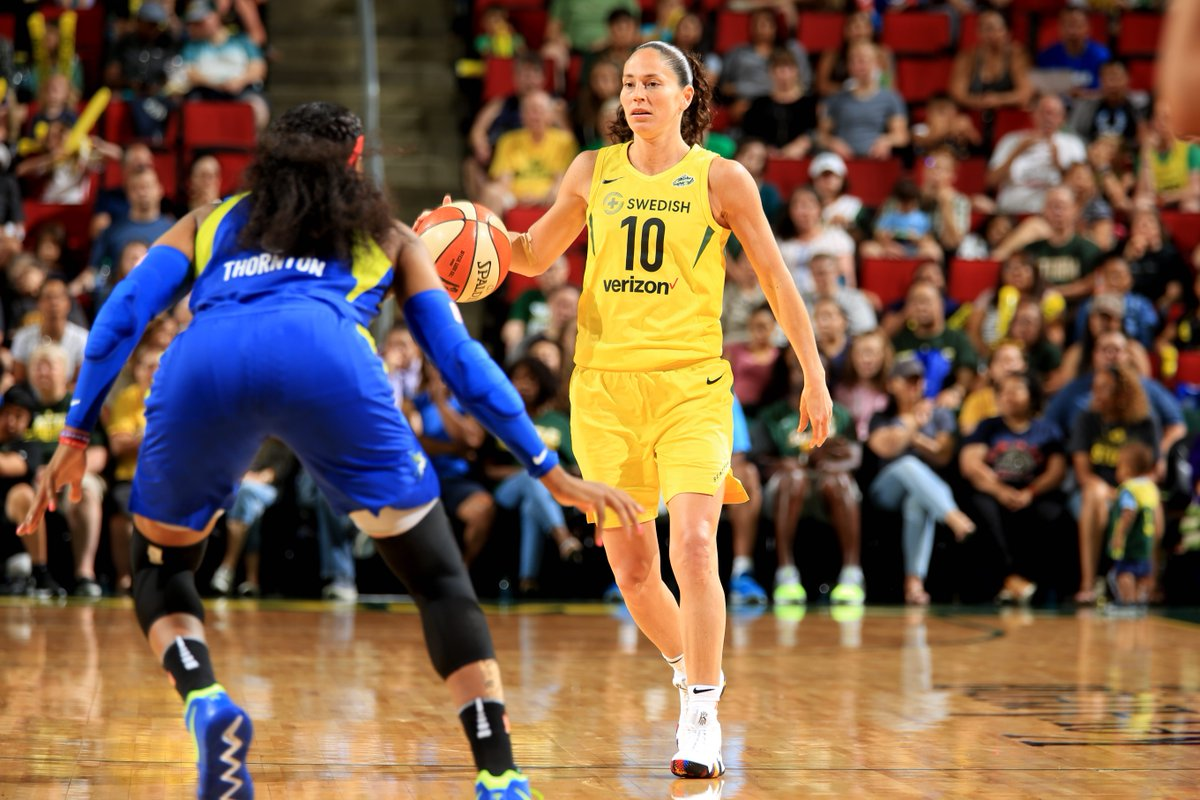 Bleacher Report NBA's photo on Sue Bird