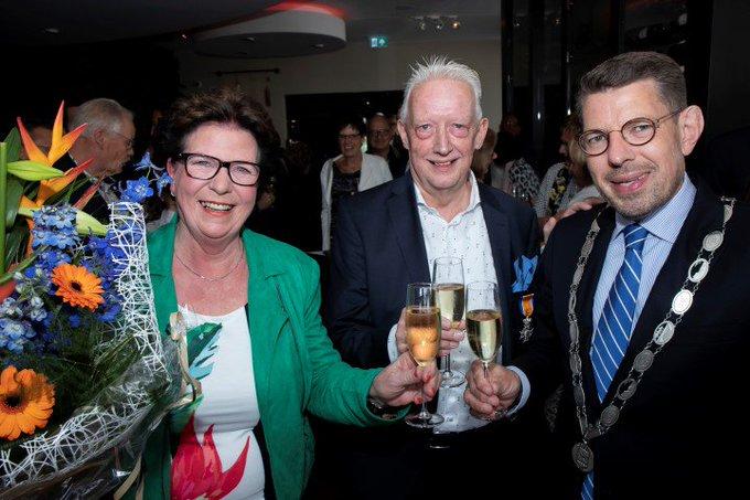 Koninklijke onderscheiding voor Maarten Moerman https://t.co/YNGPKnLIEo https://t.co/DQqwmvpZCN