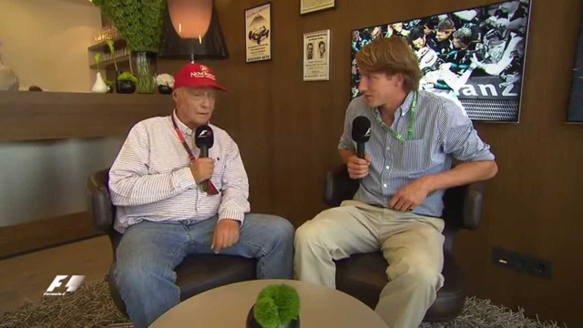 Words cannot describe how sad I am to hear of Nikis death. He was a truly great friend of dads and the whole Hunt family! He gave me so much great advice over the years. My thoughts go out to Mathias and the whole Lauda family. #RIPNiki #HuntLauda