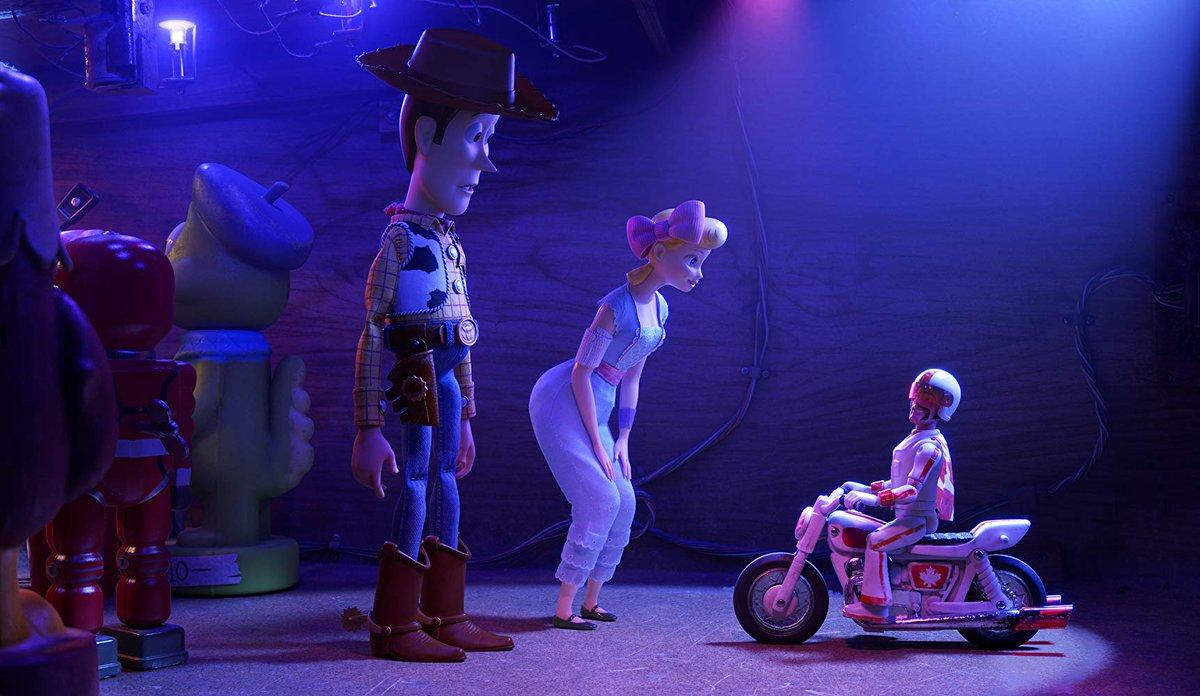 Trailer final de Toy Story 4. #Cine http://bit.ly/2WReAw1