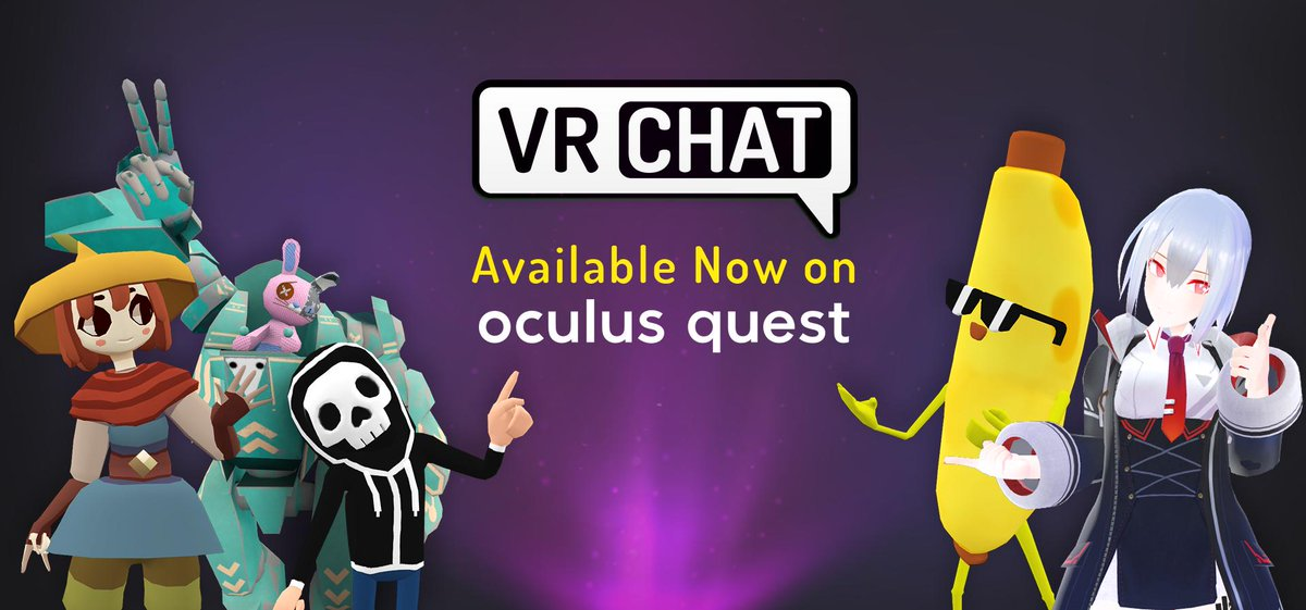 VRChat on Twitter: