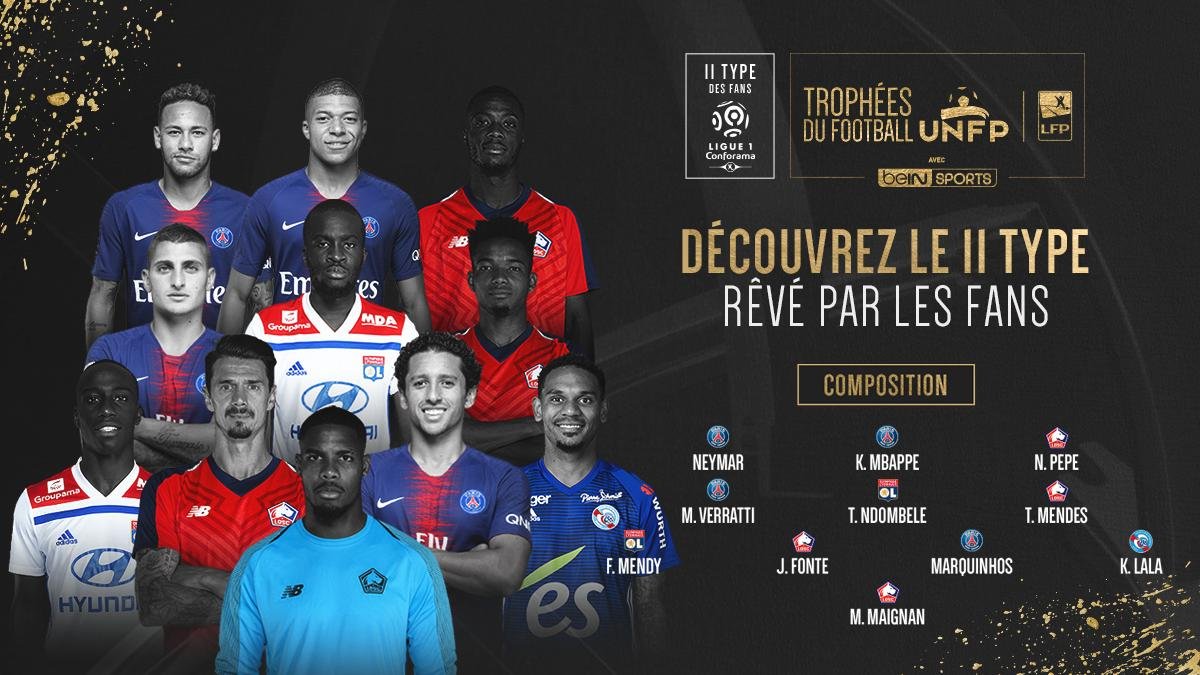 Onze Ligue 1 fans