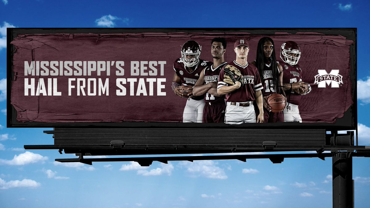 Mississippi State Athletics on Twitter: