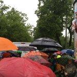 Image for the Tweet beginning: Unsere Schirme sind bunt, in