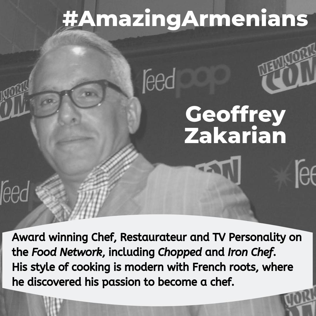 What's your favorite French dish? #AmazingArmenians #GeoffreyZakarian #IronChef #Chopped @FoodNetwork https://t.co/gw4ry50Tky