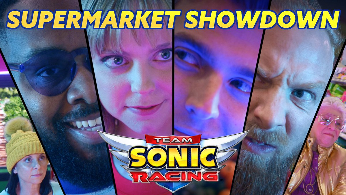 Driving around at the speed of sound.  Play Team Sonic Racing today: https://xbx.lv/2HOwhG6