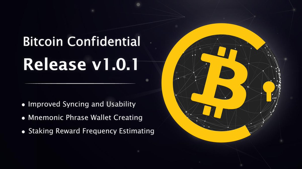 BitcoinConfidential on Twitter: