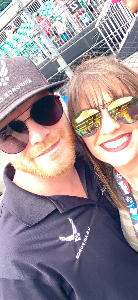 @ConorDaly22 was so good to me this weekend📸..😂😍🙌🏼😬...🤟🏼 #INDYCAR #backtorealityTuesday 😏
