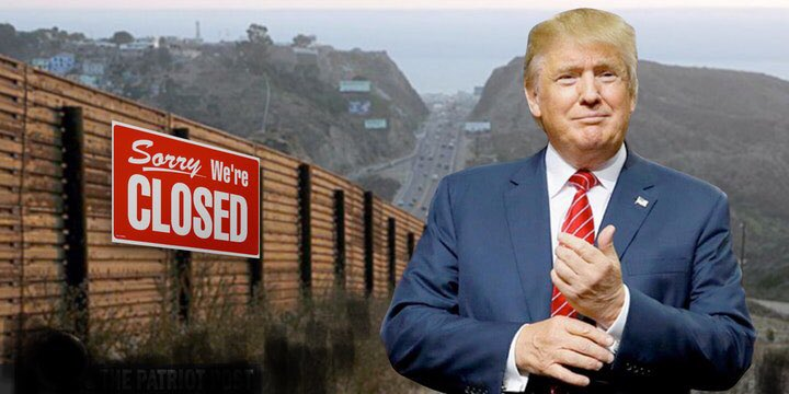 President Trump added 9.1 trillion dollars to the economy and Congress can&#39;t find a paltry 20 billion for a border wall. Shameful.@POTUS  #BuildTheWall <br>http://pic.twitter.com/Ful5ToIg7o