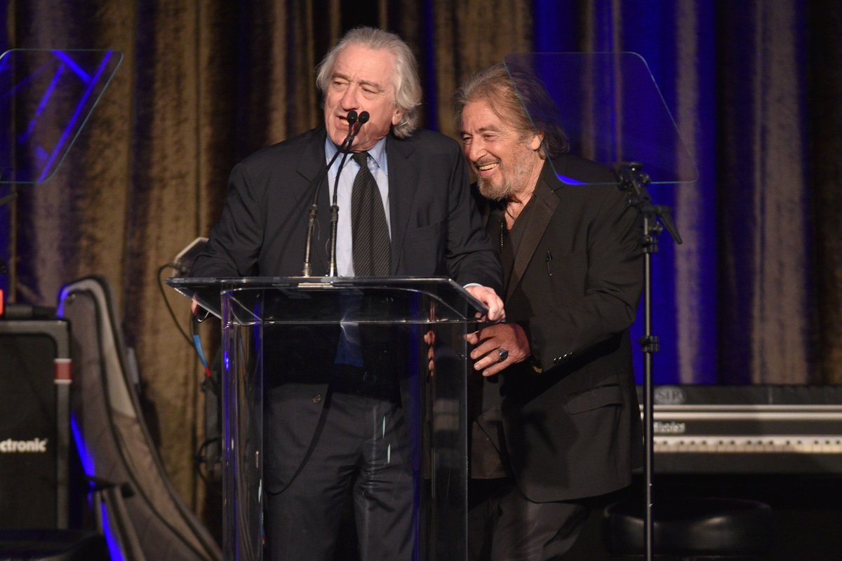 Hollywood's elite came together Sunday for the first American Icon Awards, which honored actor Al Pacino, former pro boxer Evander Holyfield, music legend Quincy Jones, humanitarians Jonathan D. Fischer/Christine Avanti-Fischer &amp; NFL veteran Devon Still.  Stay tuned how to watch! <br>http://pic.twitter.com/Oc5xRaUxbH