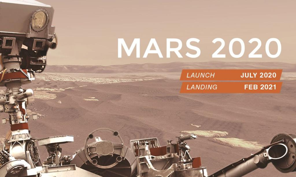NASA's photo on #Mars2020