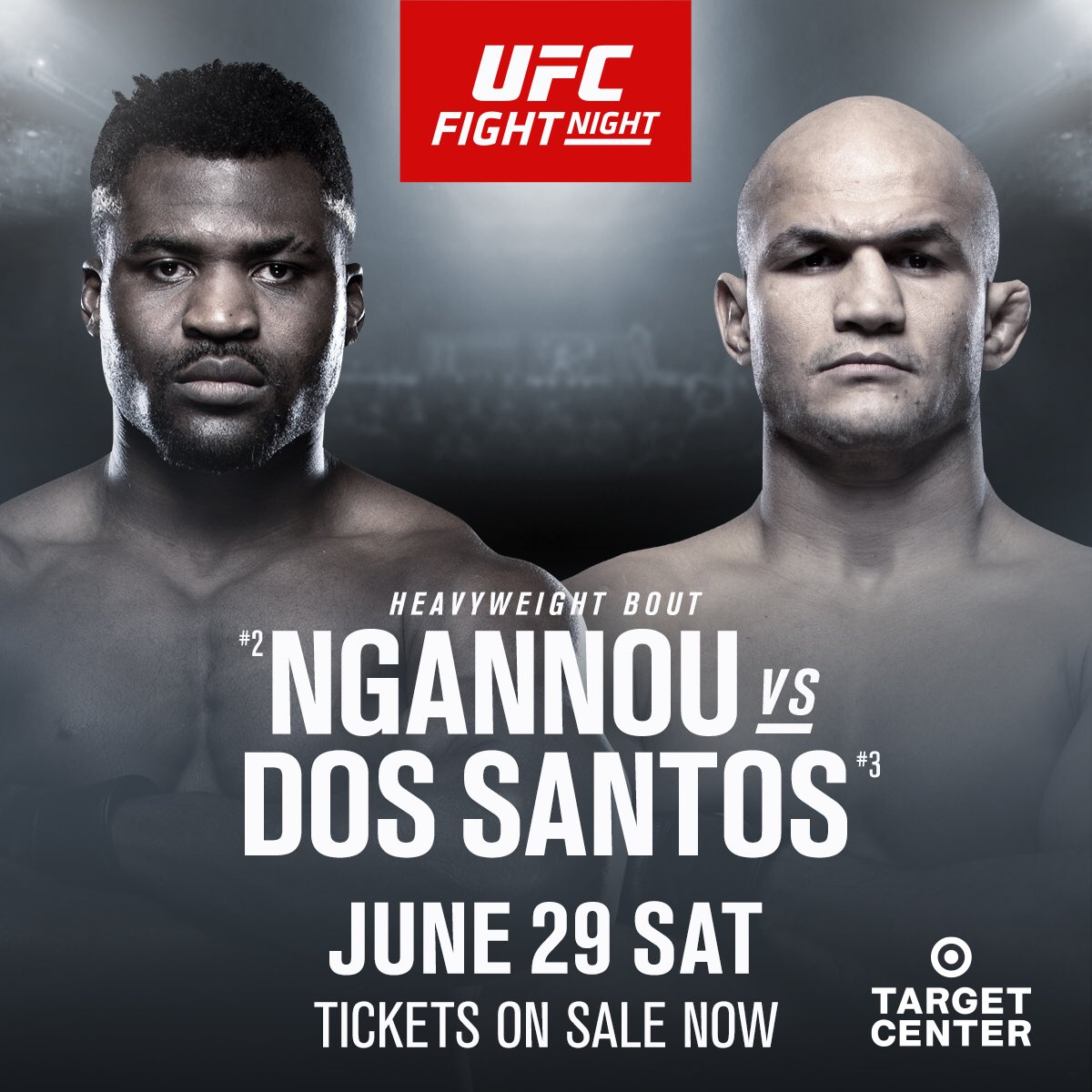 🚨Just announced!!🚨  @Junior_Cigano 🆚 @Francis_Ngannou is going down at #UFCMinneapolis!