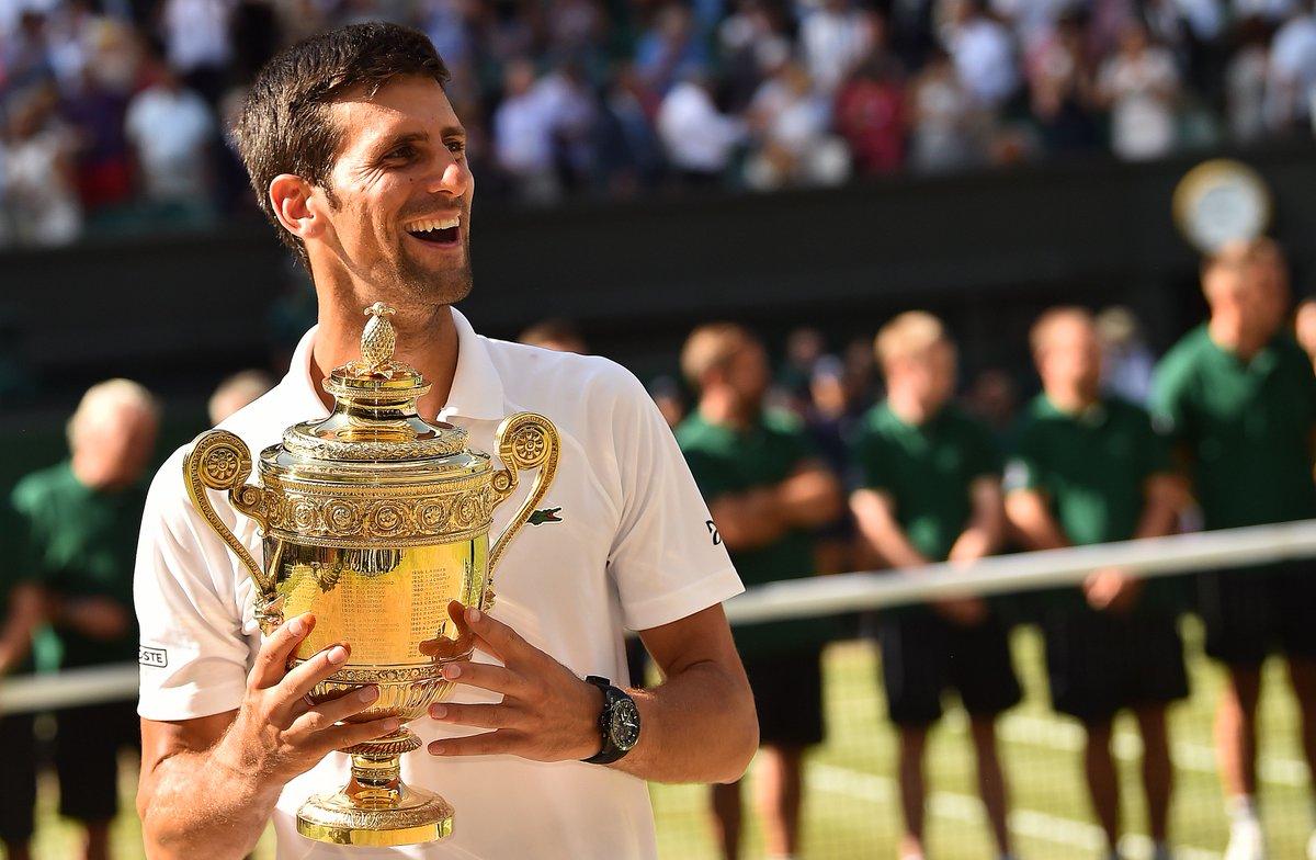 Australian Open: French Open: Wimbledon: US Open: Happy birthday @DjokerNole