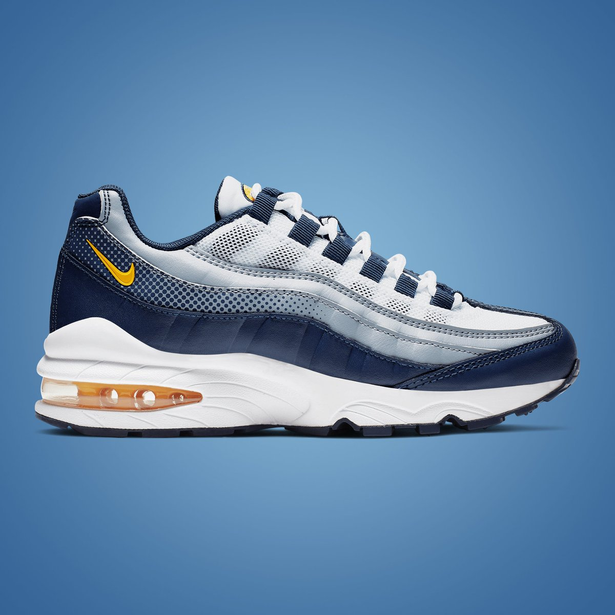 newest 73ba5 878e5 Nike Air Max 95 RF Boy's GS (4-7) $110 AV5138-400 #nike ...
