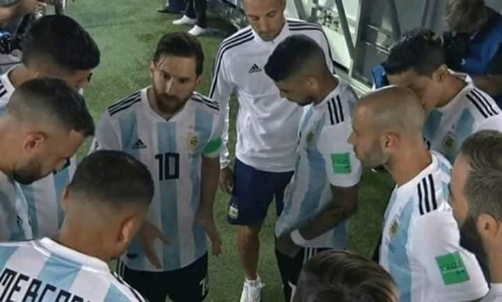 FOOTBALL LEAKS  Lionel Messi: Gonzalo Higuin Retired, Icardi & Willy are not included in the squad for the Copa America. Now we will put all the blame on Sergio Aguero. Understand Mates?