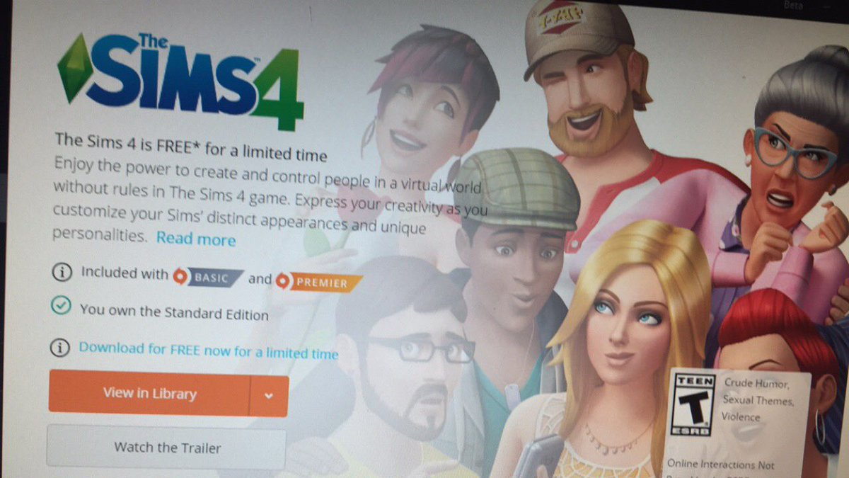sims 4 download free without origin