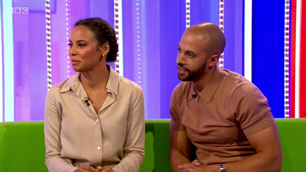 .@MarvinHumes and @RochelleHumes fill us in on what their new BBC One show The Hit List is all about! 🔊