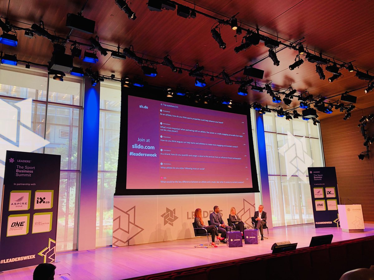 Thrilled to be back among our @LeadersBiz family at #LeadersWeek in NYC - <br>http://pic.twitter.com/hA8skJz9z6